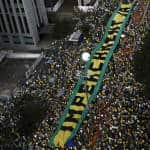 Brazilians rage against president, corruption
