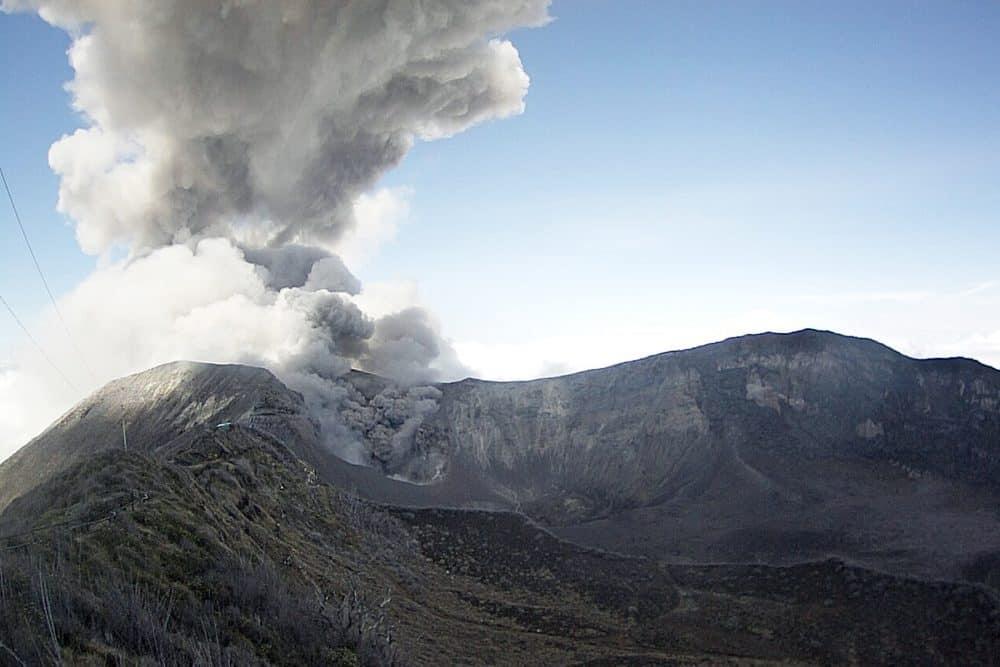 Turrialba Volcano, March 13 2015