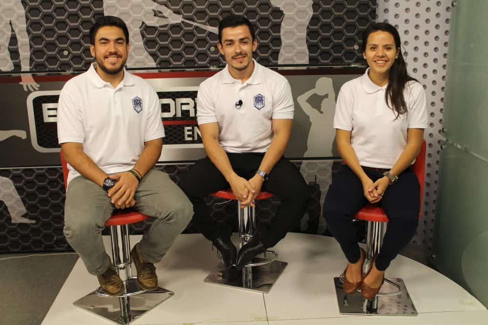 Gonzalo de la Rocha, Andrés Peréz, and Mariel González will set out on a 90-trip through Europe next month to see Costa Rica's top football players at their respective clubs.