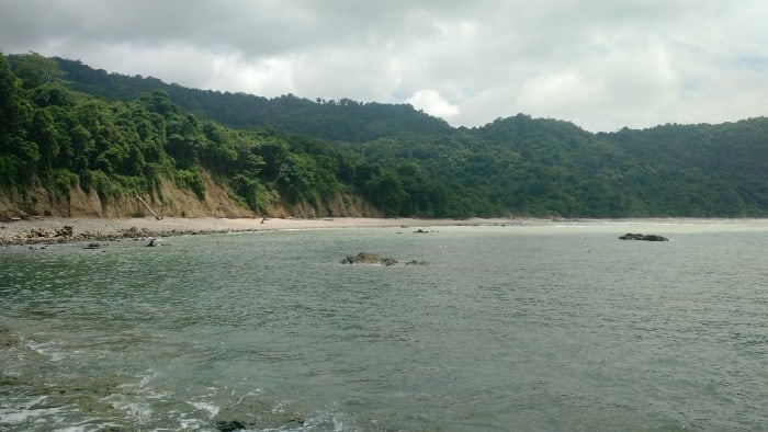 The beautiful Cabo Blanco Absolute Nature Reserve sits at the southern end of Nicoya Peninsula.