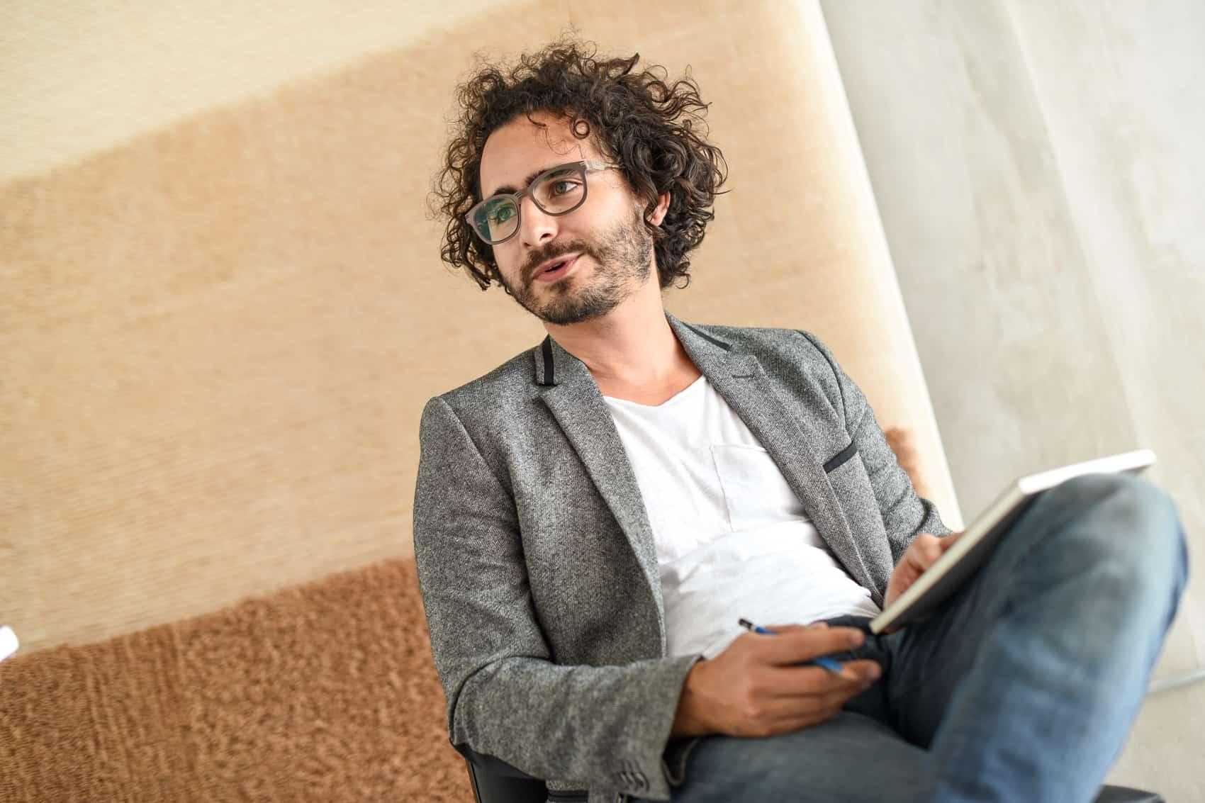Architect Julian Mora.