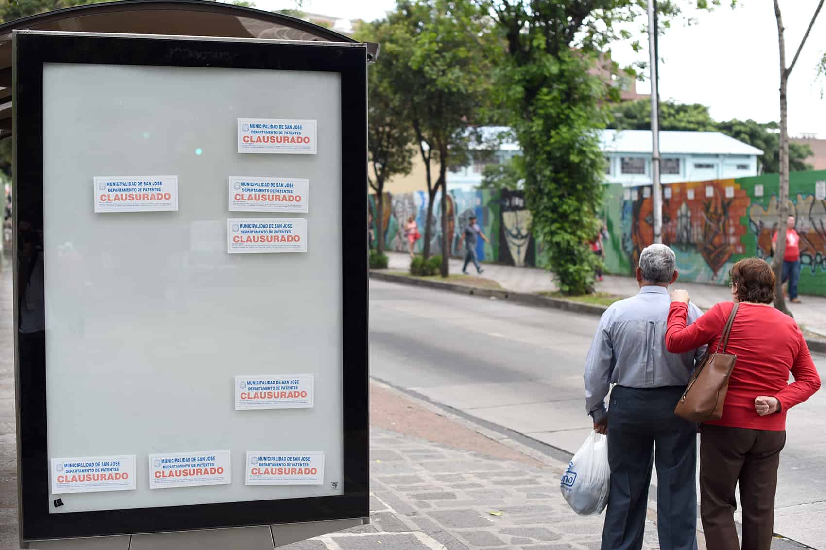 Shut down ads in San José - Aug. 12, 2015