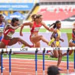 PHOTOS: Lolo Jones, Team USA shine at track and field championships in Costa Rica