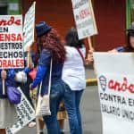 Public employees, porteadores to demonstrate in Costa Rica's capital