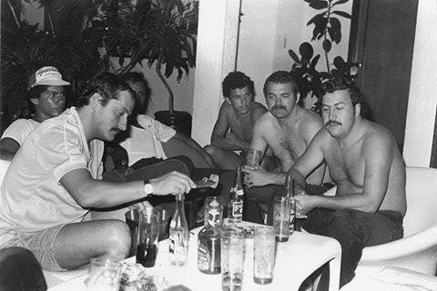 Pablo Escobar and Los Extraditables
