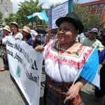 Q&A: Nobel laureateRigoberta Menchú hails Guatemala's 'great awakening'