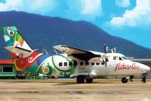 Nature Air aircraft