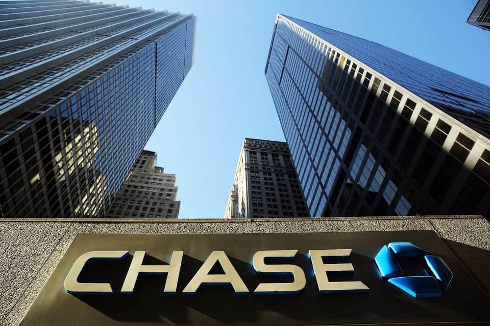 JPMorgan Chase on Wall Street