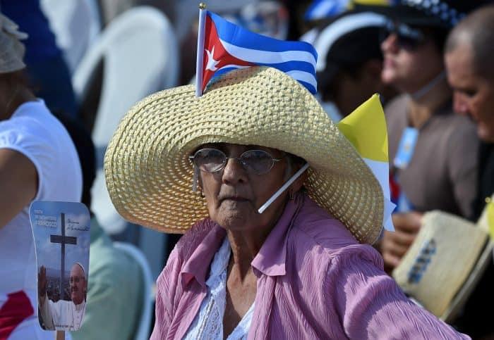 A fan of Pope Francis.