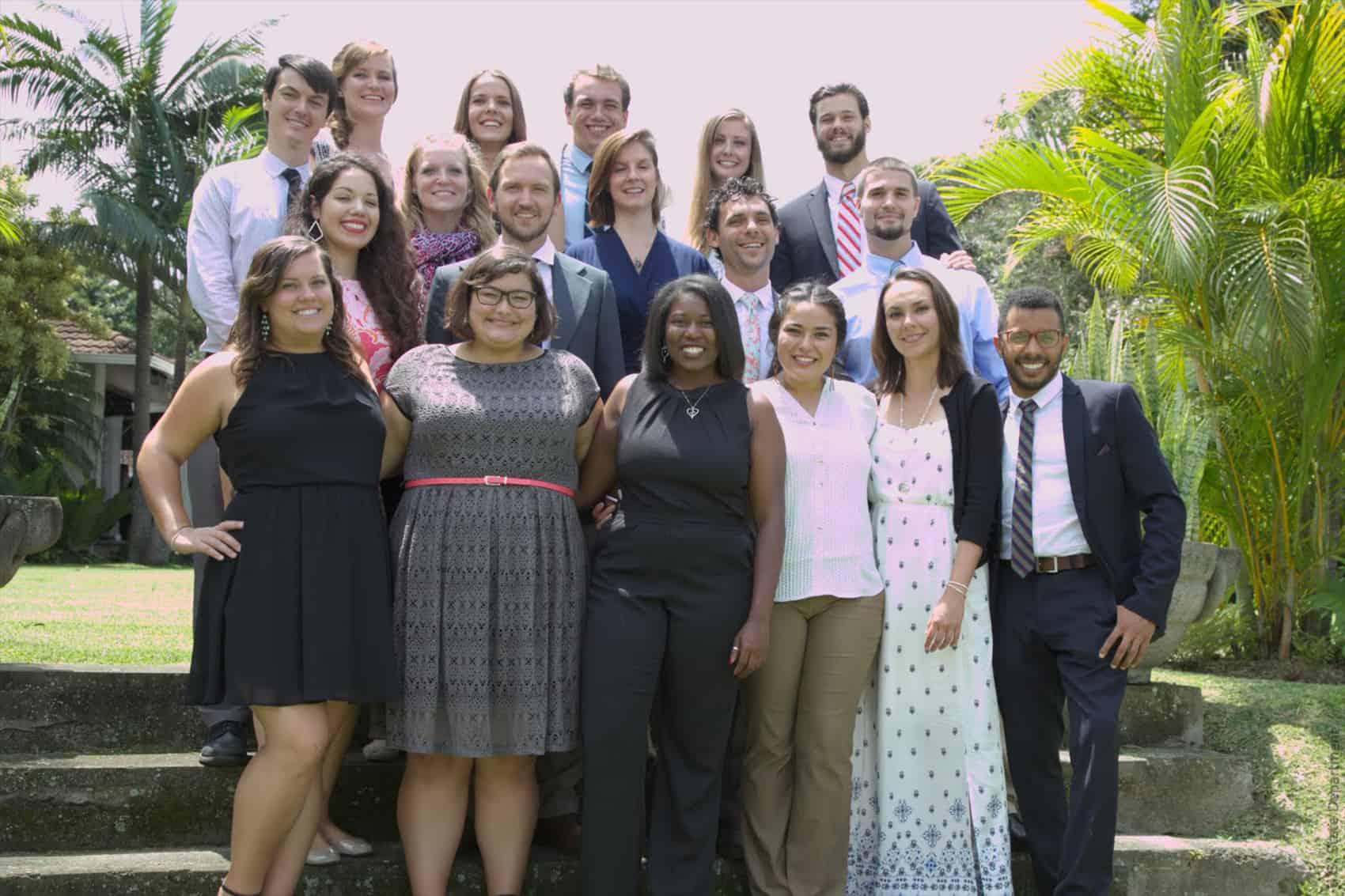 2015 Costa Rica Peace Corps class