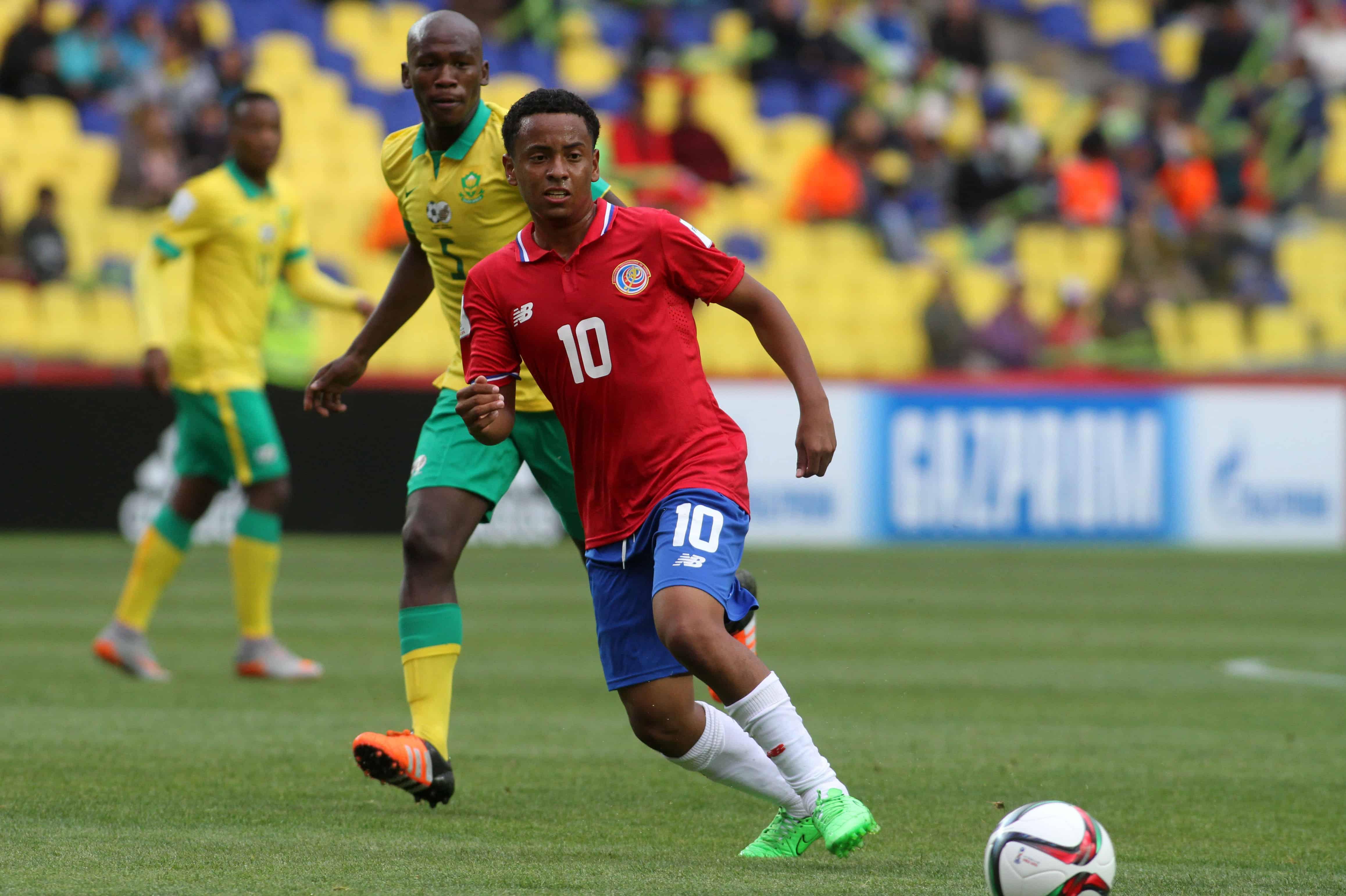 Costa Rica Under-17 World Cup