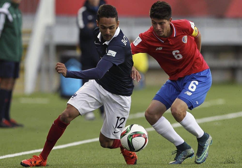 Costa Rica Under-17 World Cup team