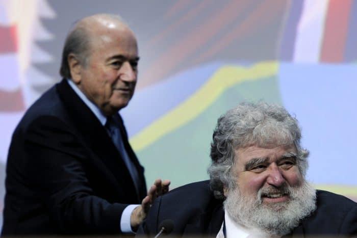 Sepp Blatter Chuck Blazer