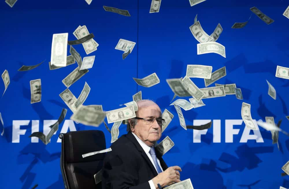 Sepp Blatter corruption scandal