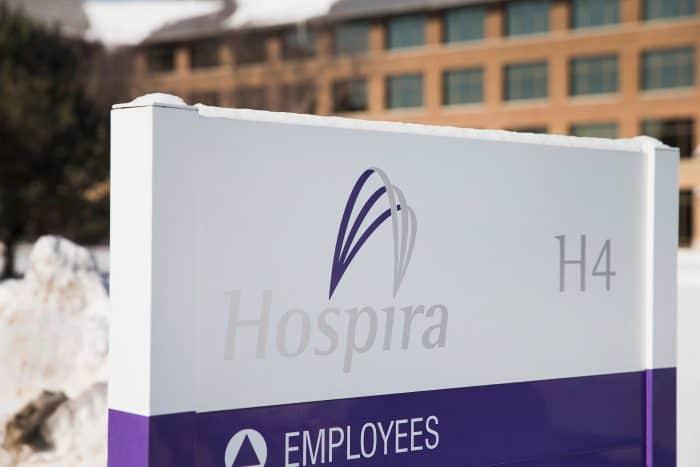 Hospira HQ, Trans-Pacific Partnership.