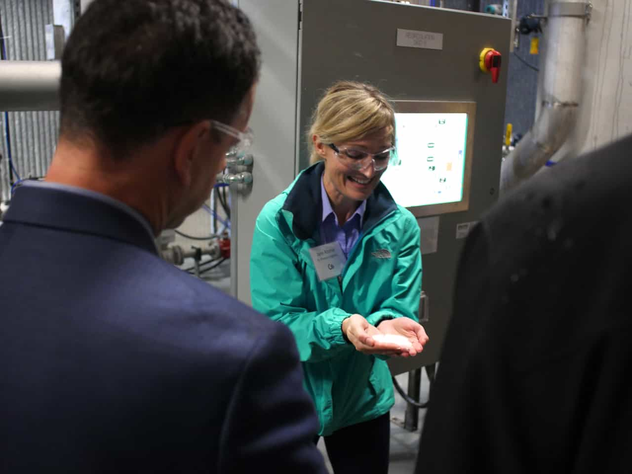 Carbon Engineering's Jane Ritchie