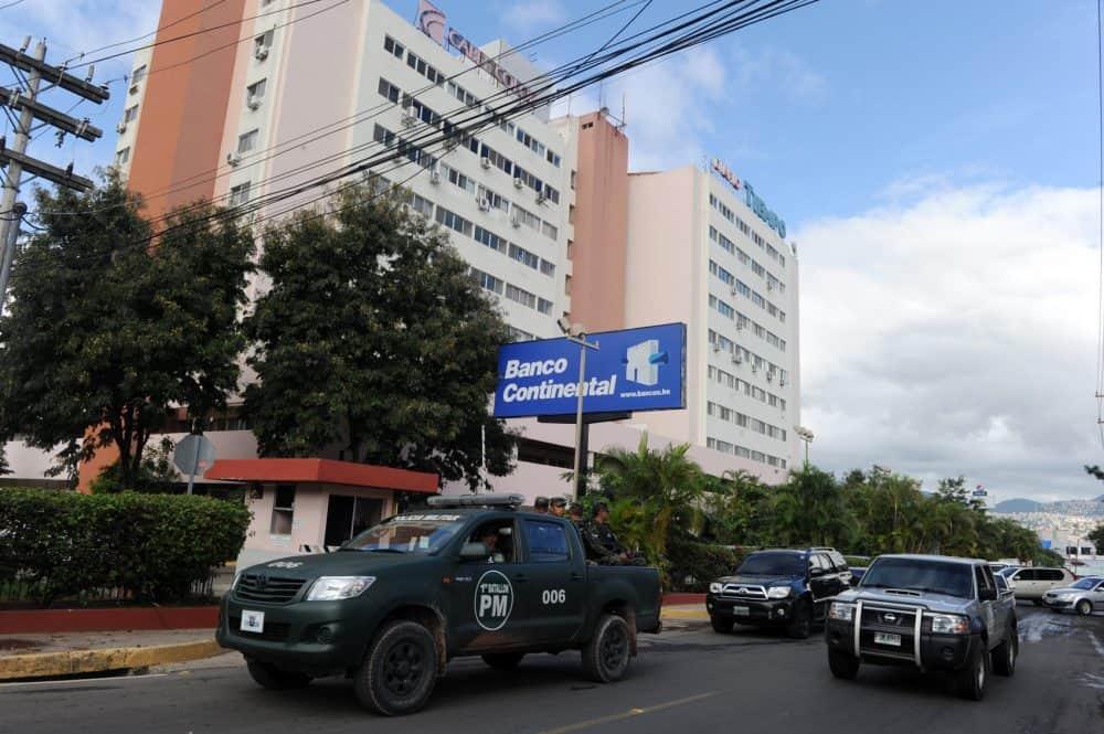 Honduras Continental Bank