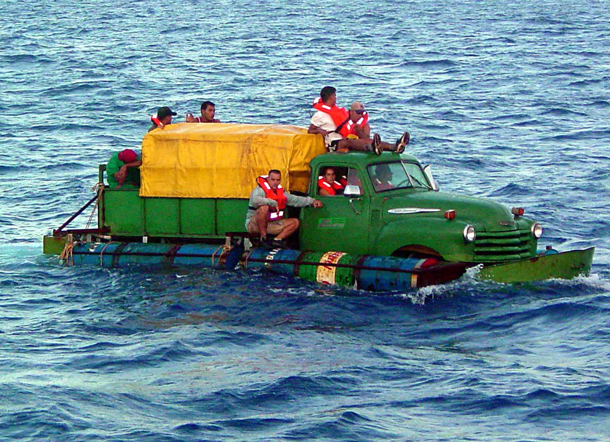 Cuban immigrants.