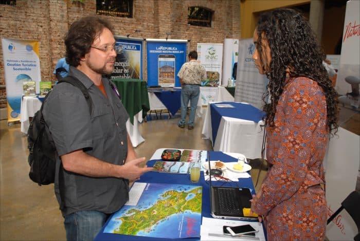 Planet, People, Peace (P3) tourism conference.