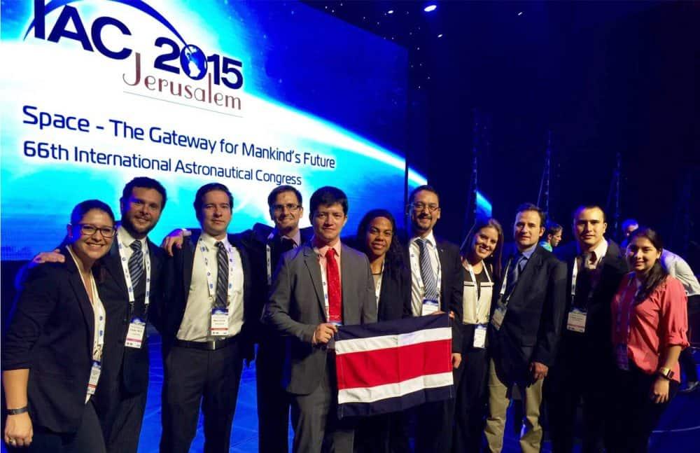 ACAE members at IAC 2015