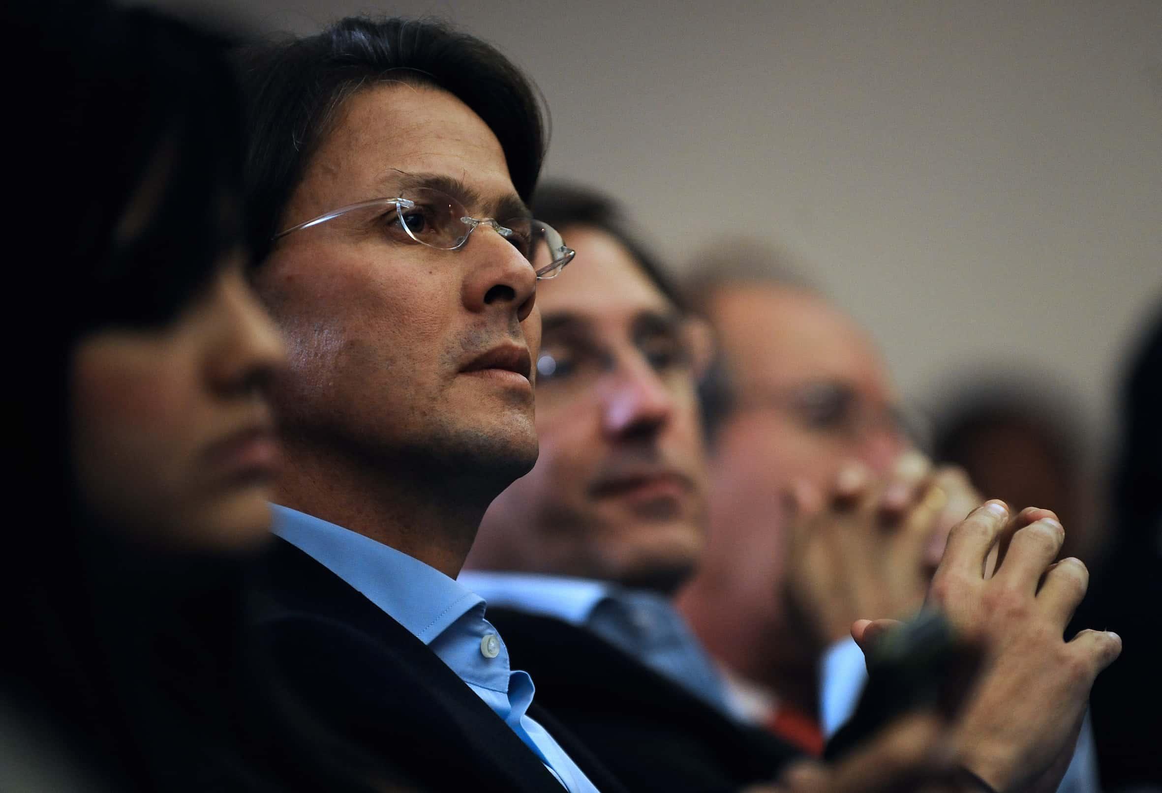Venezuelan businessman Lorenzo Mendoza