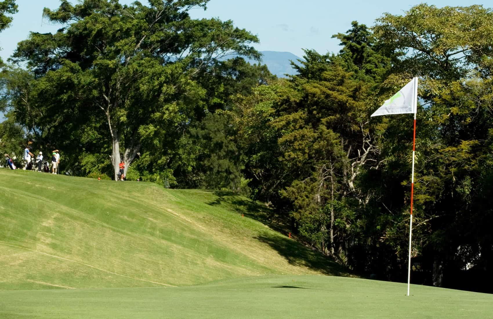 Golf course in Guanacaste
