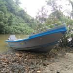 Cocos Island park rangers rescue fishermen, request resources