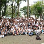 PHOTOS: More than 200 volunteers spread love to Costa Rica homeless