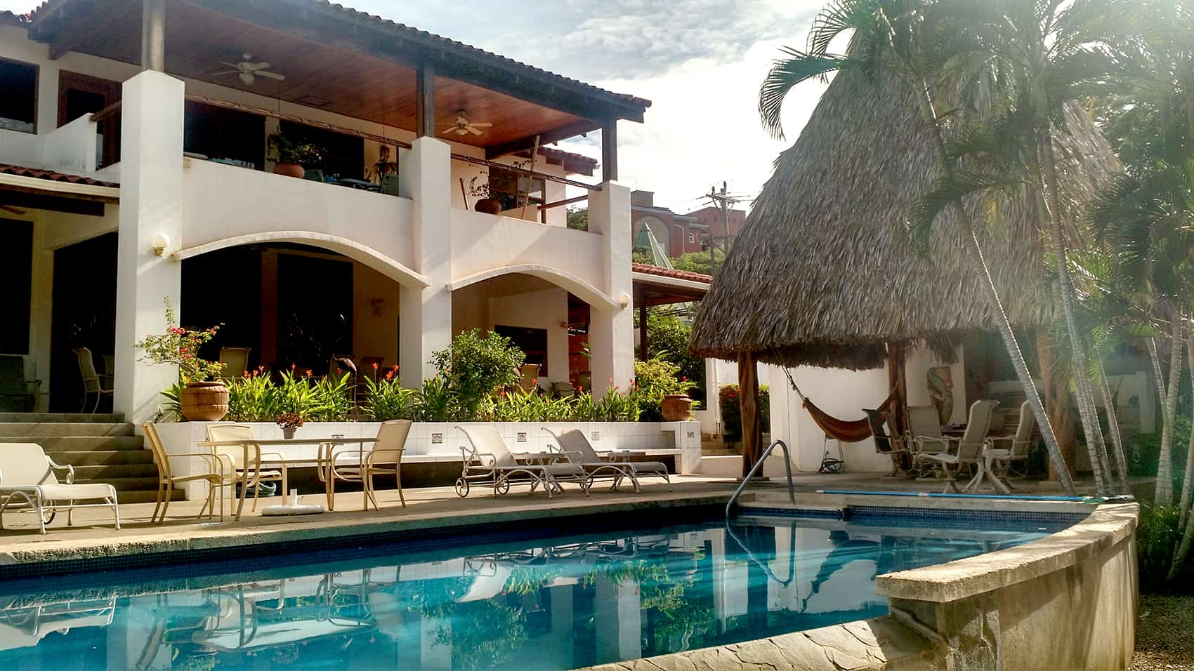 Tamarindo crime: Villa Alegre