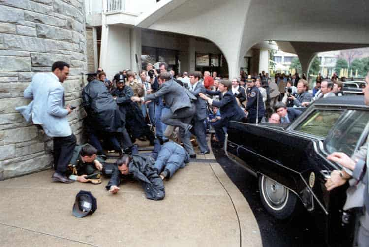 Reagan assassination attempt
