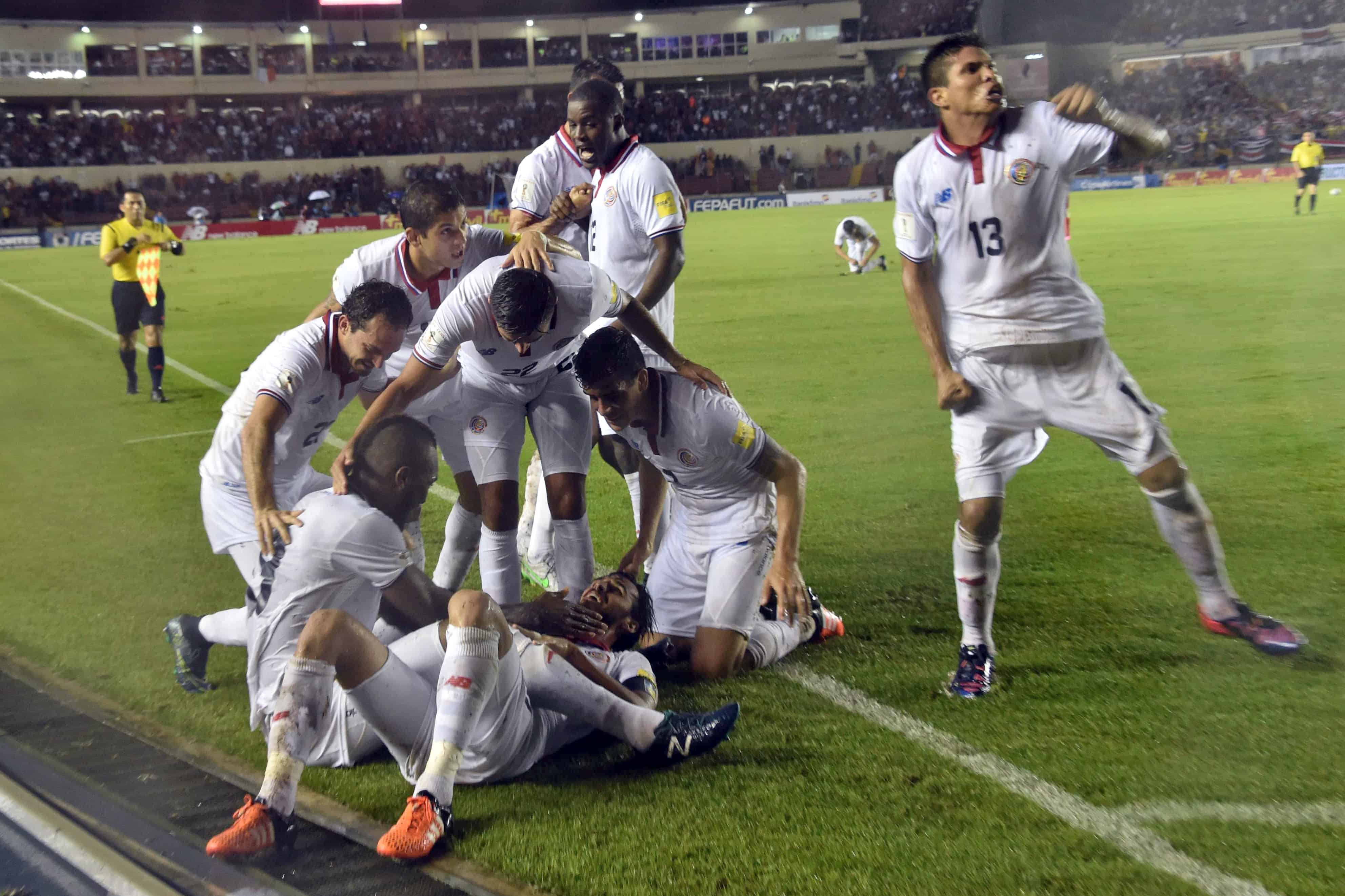 La Sele: Costa Rica World Cup qualifying