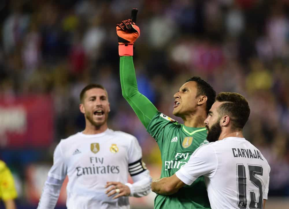 Costa Rica football recap: Keylor Navas FIFA XI team