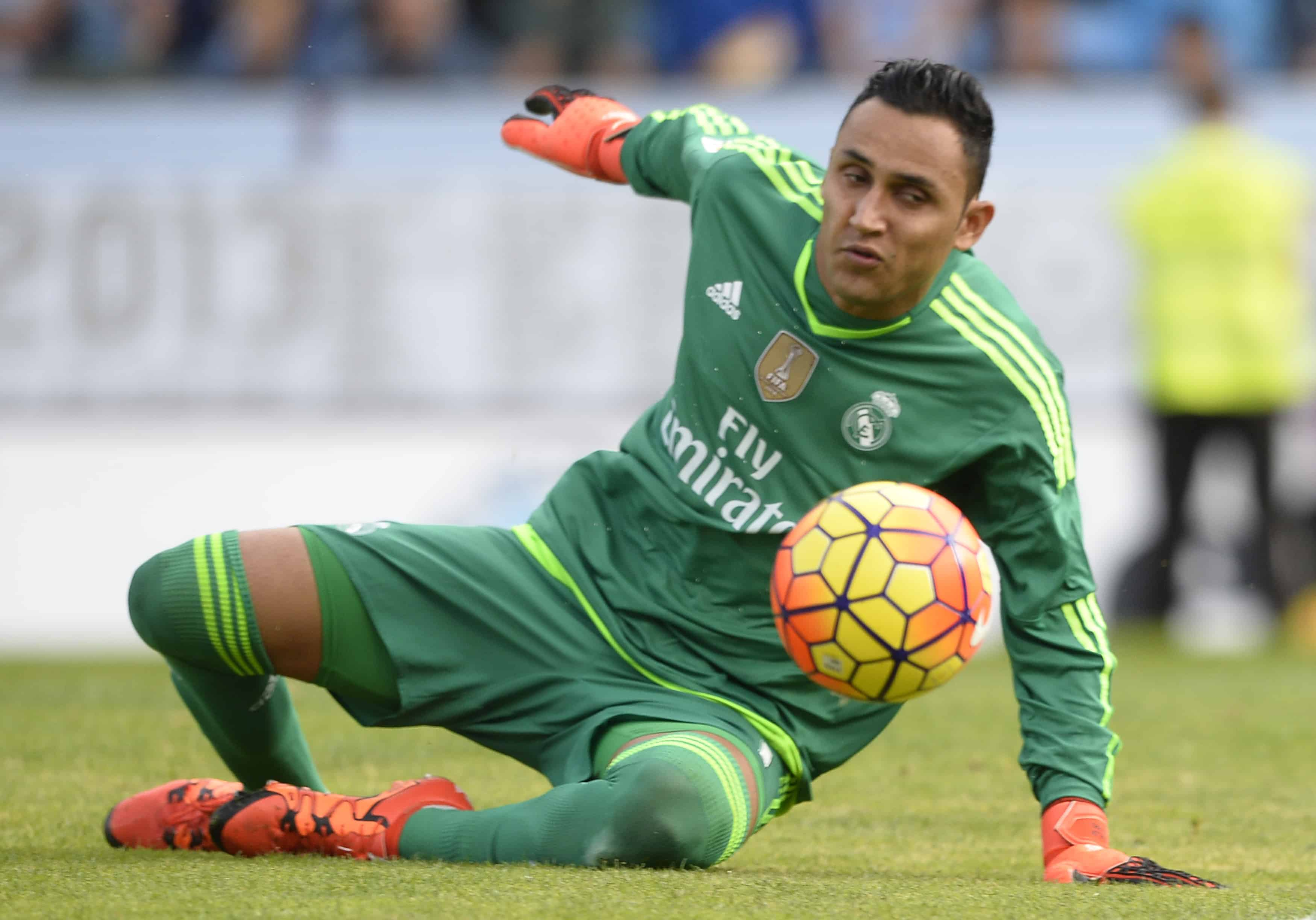 Keylor Navas allows four goals as Barcelona crushes Real Madrid