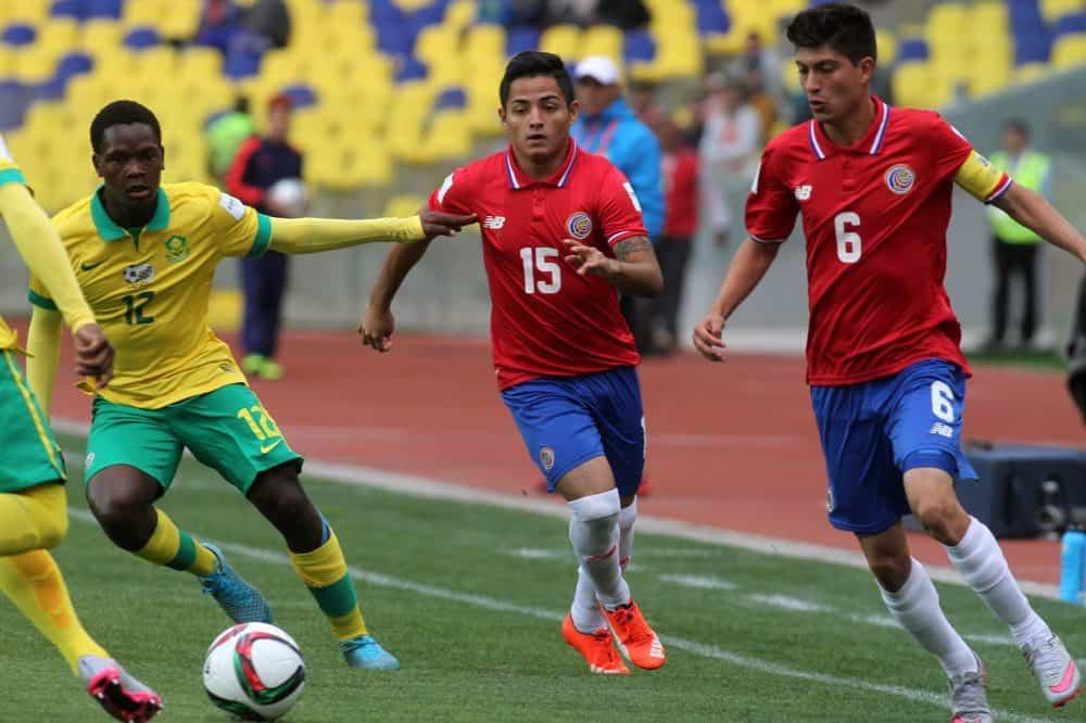 Costa Rica football U-17 Kevin Masis