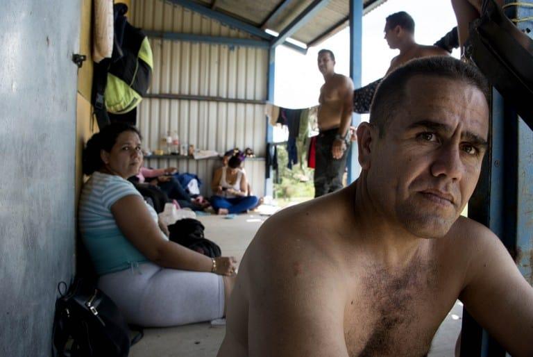 Cuban migrant crisis