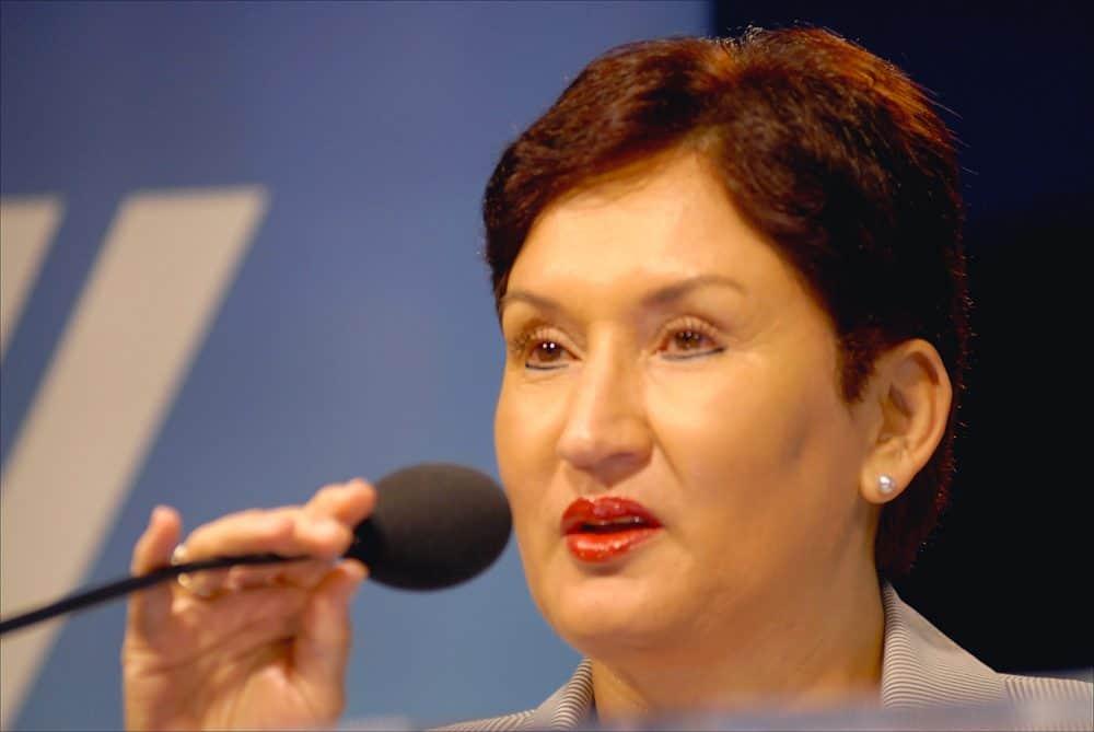 Guatemala top prosecutor Thelma Aldana