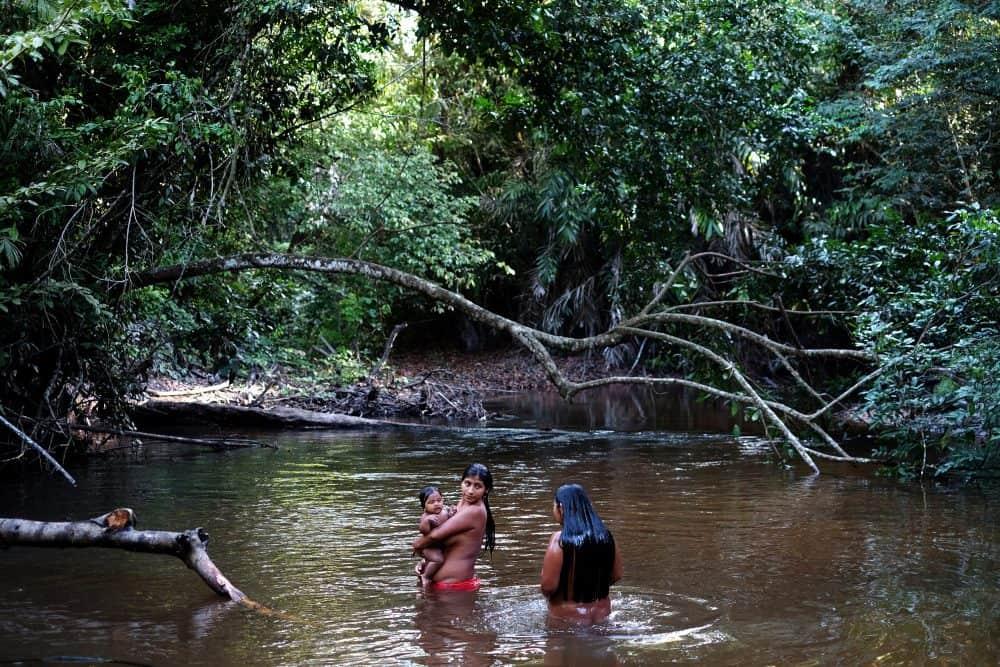 Brazil Amazon Awá