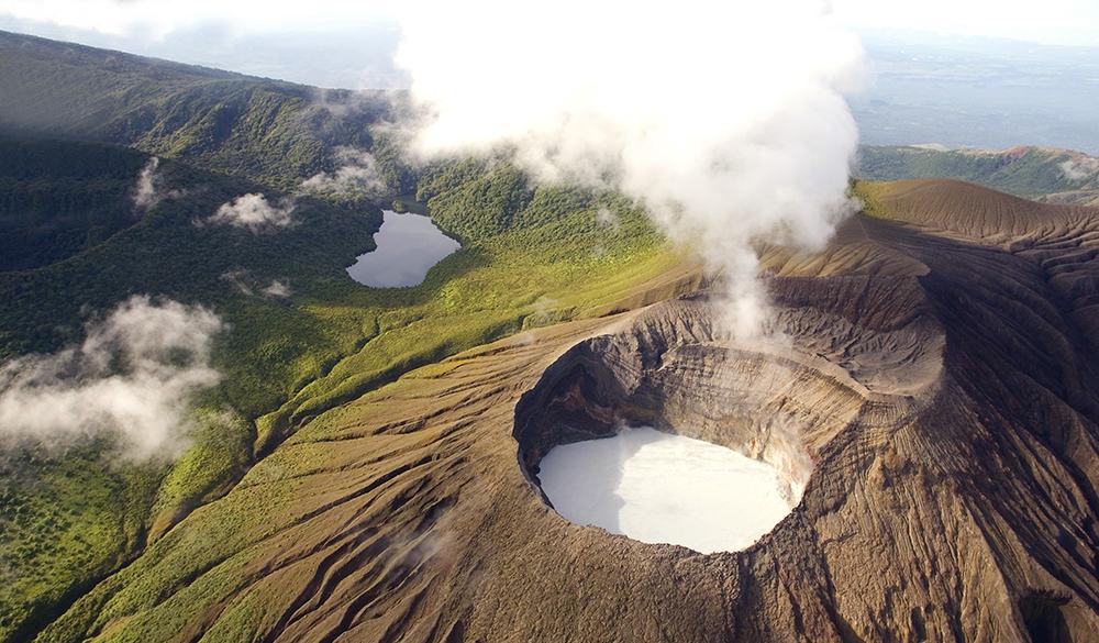 Costa Rica geothermal energy: Rincón de la Vieja