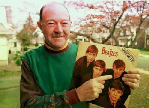 The Beatles Andy White