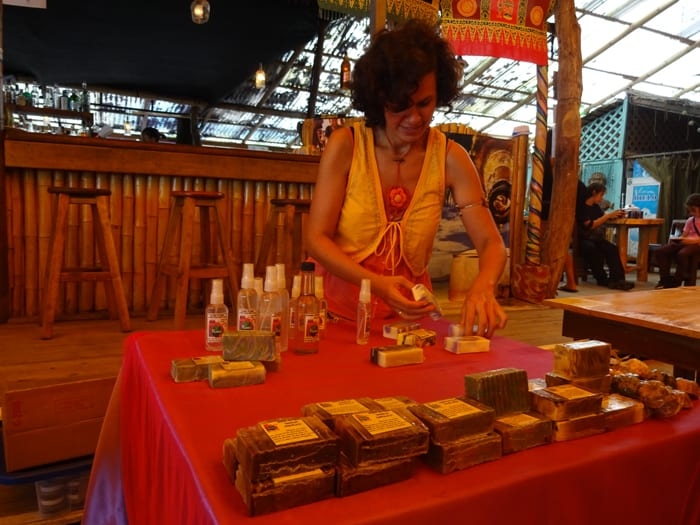Want chocolate soap? Just ask Yolanda López.
