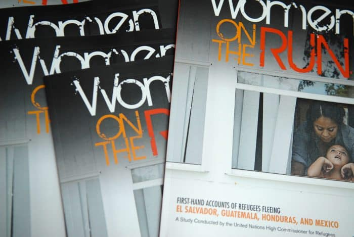 Women on the Run report