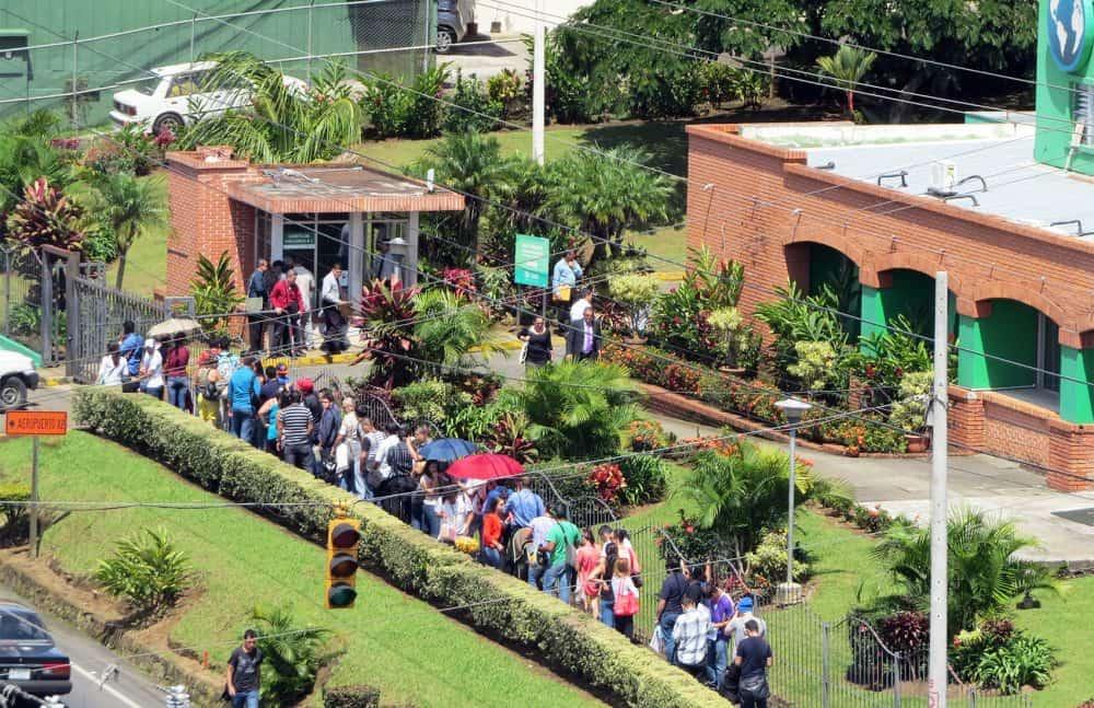 Costa Rica job fair: Universidad Latina, Heredia campus