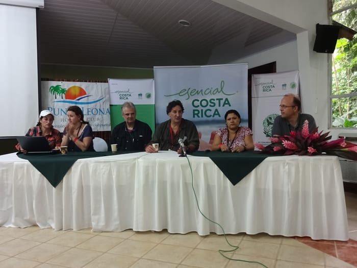 The new board of the the Latin American Alliance of Private Nature Reserves.