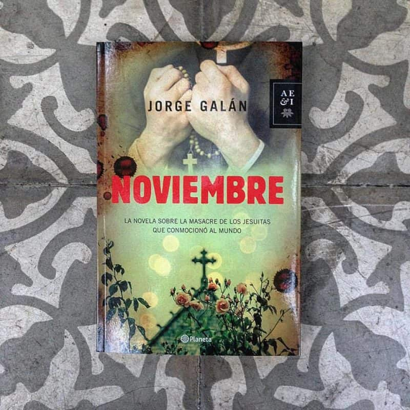 "Jorge Galán, ""Noviembre"""