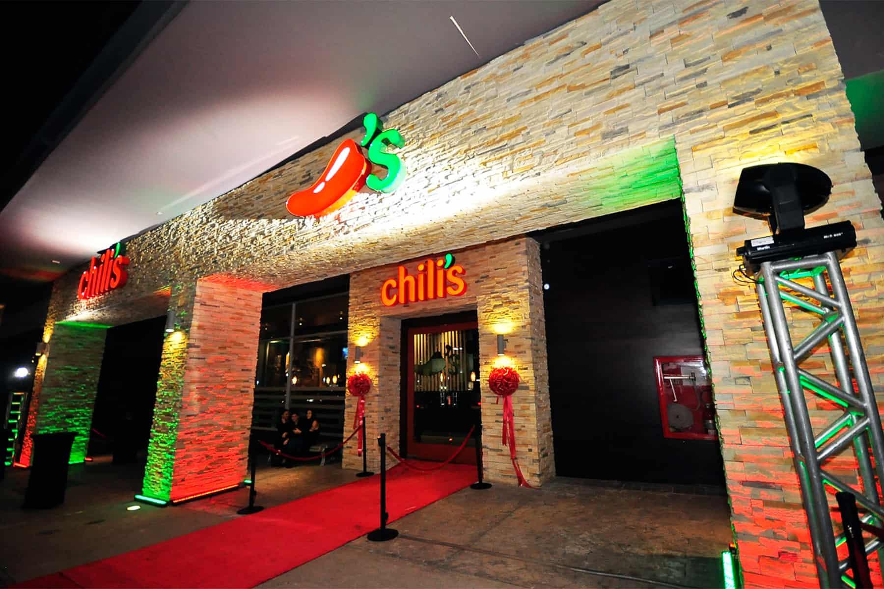Chili's restaurant at Heredia