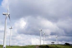 Windmills at Tilarán, Guanacaste