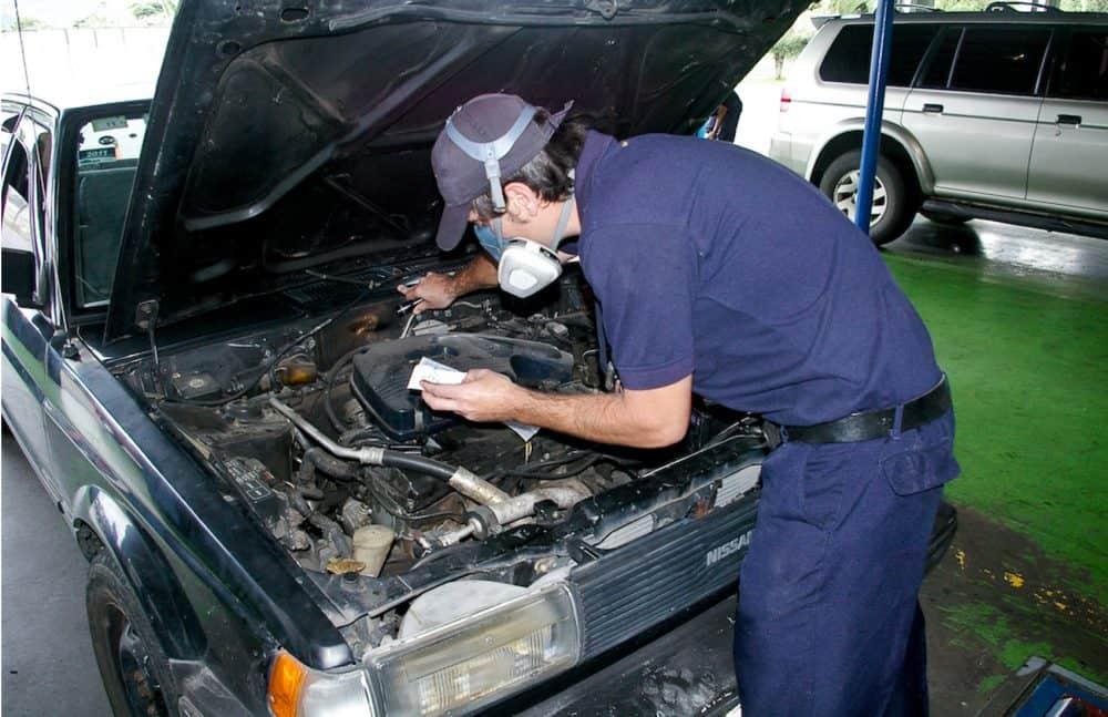 Riteve inspection