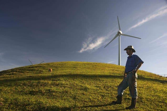Costa Rica energy, wind power