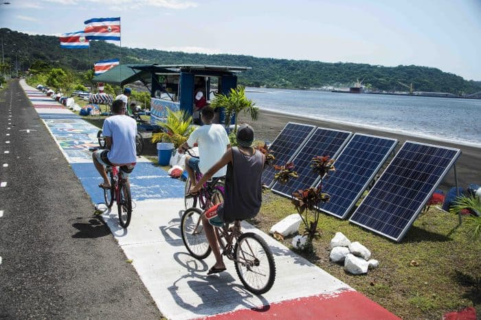 Costa Rica energy, Churchill