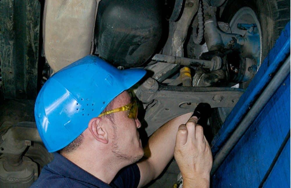 Riteve vehicle inspection